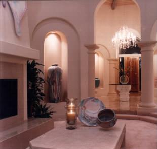 award winning lobby